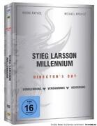Stieg Larsson Verblendung DVD
