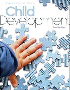 Child Development Textbook by: John W Santrock, PSYCH