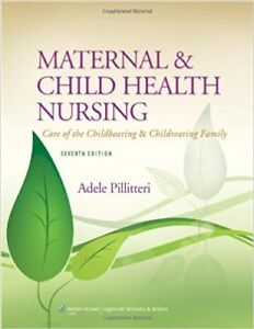 Maternal and Child Health Nursing (7th Edition)