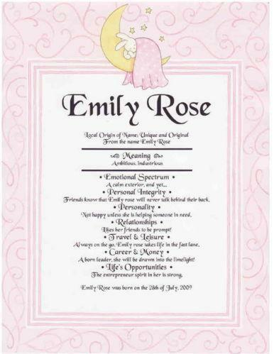 Baby Names and Meanings: Books | eBay