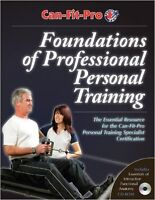 Canfitpro foundations of professional personal training textbook