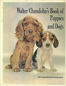 Walter Chandoha's Book of Puppies and Dogs Hardcover