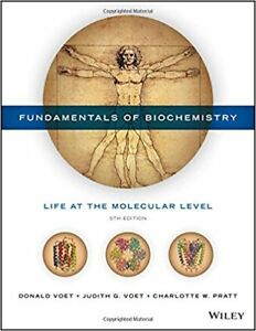 Fundamentals of Biochemistry 5th Edition - Voet, Voet, and Pratt