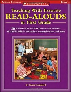 "book: ""Teaching with Favorite Read-Alouds in First Grade"" Kitchener / Waterloo Kitchener Area image 1"
