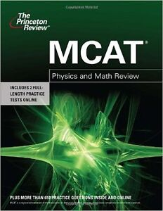 MCAT Physics and Math Review West Island Greater Montréal image 1
