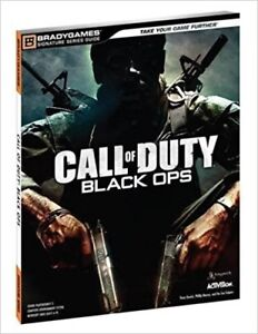 Call of Duty: Black Ops Signature Series  Guidebook