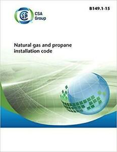 Natural Gas and Propane Installation Code