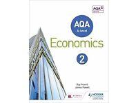 AQA Economics book 2 (A2)