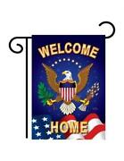 Welcome Home Military