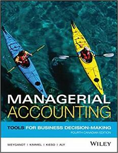 Wiley Financial and Managerial Accounting Textbooks