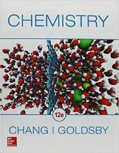 Brand new Chemistry by Chang, 12th edition, never used. $100