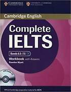 COMPLETE IELTS Bands 6,5-7,5 liv. C1 WB with...