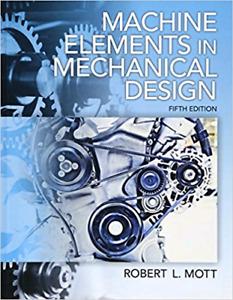 Wanted: Mechanical Elements Machine Design