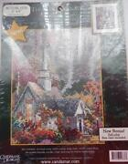 Thomas Kinkade Counted Cross Stitch Kits