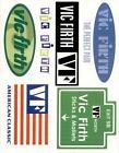 Vic Firth Sticker