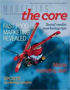 Marketing: the Core with Connect PPK (BRAND NEW)