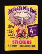 Garbage Pail Kids Series 4 Box