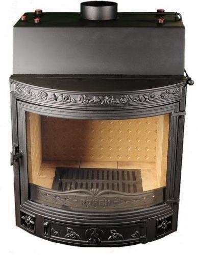 kaminofen panorama fen ebay. Black Bedroom Furniture Sets. Home Design Ideas