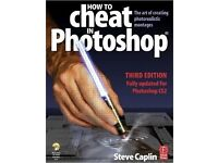3 x Photoshop books
