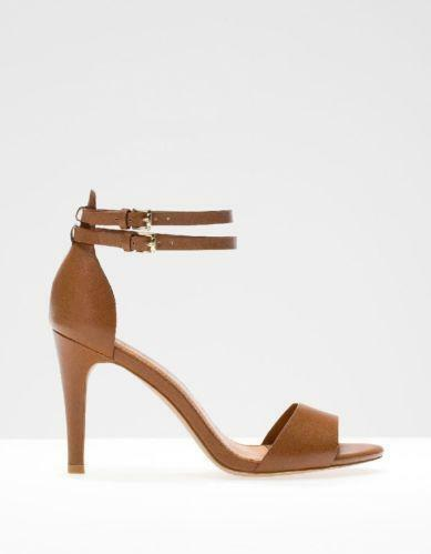 Studded Flat Shoes Zara