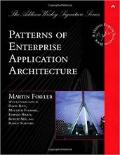 Patterns of Enterprise Application Architecture - Martin Fowler Beecroft Hornsby Area Preview