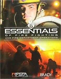 Essentials of Fire Fighting - 6th Edition *Never Used*