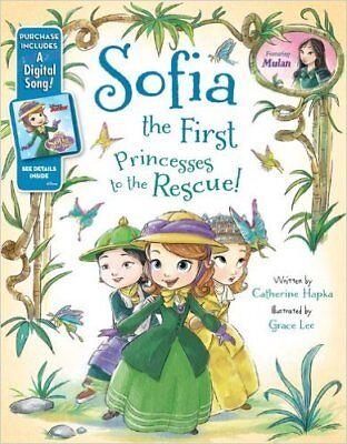 Sofia the First Princesses to the
