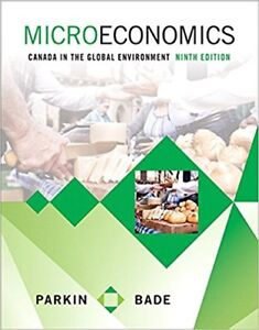 EC1010 Text Book Microeconomics Ninth Edition