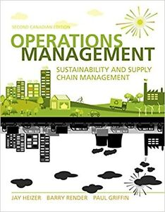 Operations Management: Second Canadian Edition