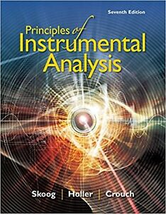 Principles of Instrumental Analysis , 7th Edition-Skoog West