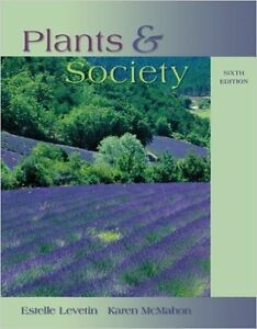 Plants and Society sixth Ed