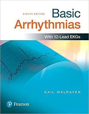 Basic Arrhythmias 8th Edition