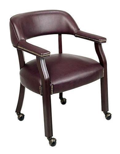 Leather Barrel Chair | EBay