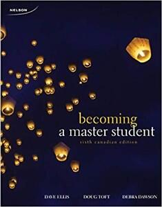 Becoming a Master Student 6th Canadian    Edition