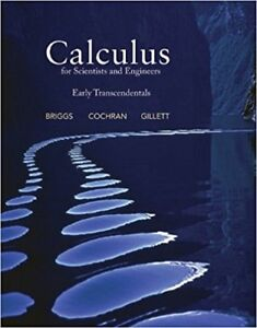 Briggs, Calculus for Scientists & Engineers ET pkg w/Access NEW