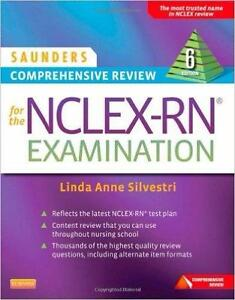 Saunders Comprehensive Review for the NCLEX-RN(tm) Examination