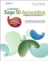 Learning Sage 50 Accounting: A Modular Approach
