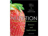 Nutrition: Science and Applications, Lori A. Smolin