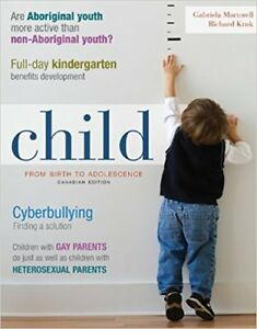 Child:From Birth to Adolescence