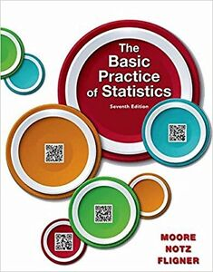 SFU Stat 201: The Basic Practice of Statistics 7th Edition