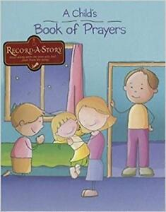 ▀▄▀A Child's Book of Prayers (Record a Story) Hardcover