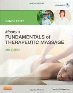 5th edition of Mosby's Fundamentals of Therapeutic Massage