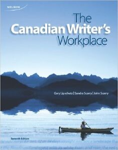 Canadian Writer's (7th Edition)