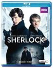 Sherlock Season Blu-ray