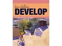 How Children Develop - Siegler, DeLoache & Eisenberg (3rd Ed., hardback)