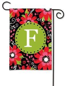 Monogram F Flag