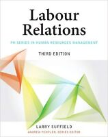 Labour Relations - 3rd Edition