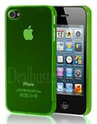 Green Case for iPhone 4S