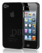 Black Crystal iPhone 4 Case