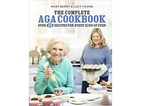 The Complete Aga Cookbook - Mary Berry & Lucy Young (Brand New - Hardback)